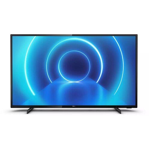 """Телевизор Philips 50PUS7505 50"""" (2020) черный"""