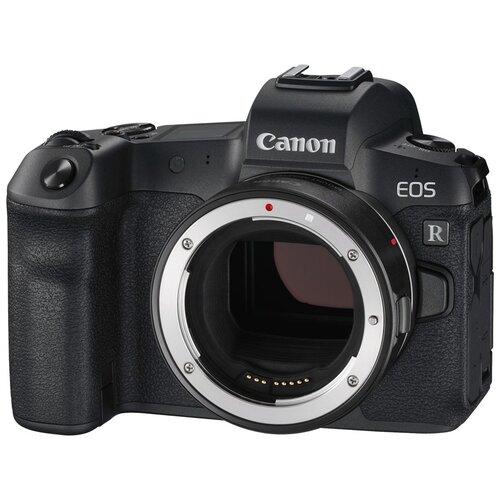 Фотоаппарат Canon EOS R Body черный