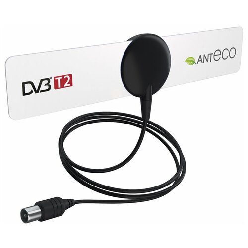 Фото - Комнатная DVB-T2 антенна РЭМО BAS-5110-P Anteco S сесилия ахерн p s я люблю тебя