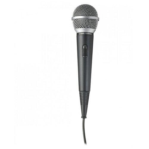 Микрофон Audio-Technica ATR1200, черный/серебристый