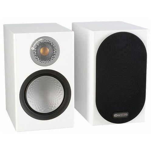 Полочная акустическая система Monitor Audio Silver 50 white