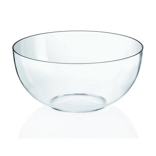 Миска для салата 500 мл прозрачная
