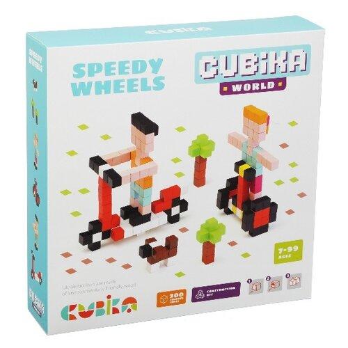Конструктор Cubika 15290 Быстрые колеса