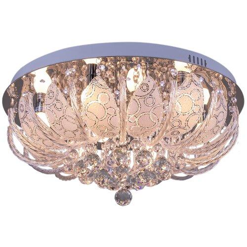 Люстра Reluce E14+LED 05637-0.3-08 (E14+LED WT,