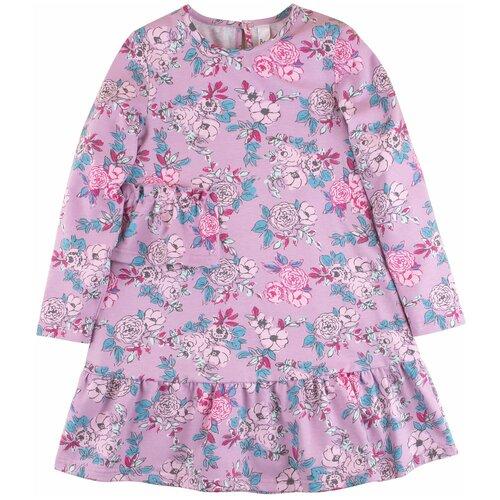 свитшот для девочки bossa nova weekend цвет фиолетовый 202б 227ф размер 122 128 Платье Bossa Nova размер 128, сиреневый