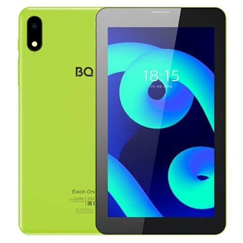 Планшет BQ 7055L Exion One, зеленый