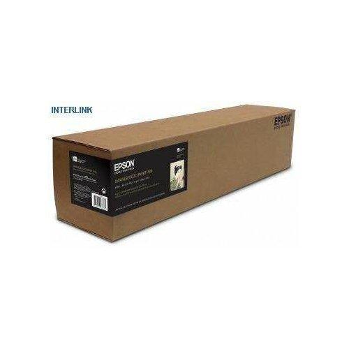 Фото - Epson C13S045527 Холст для плоттера матовый, рулон A0 36 914 мм x 12.2 м, 320 г/м2, Production Canvas Matte, втулка 2 50.8 мм, для пигментных чернил epson бумага epson water resistant matte canvas 44 x 12 2м c13s042016