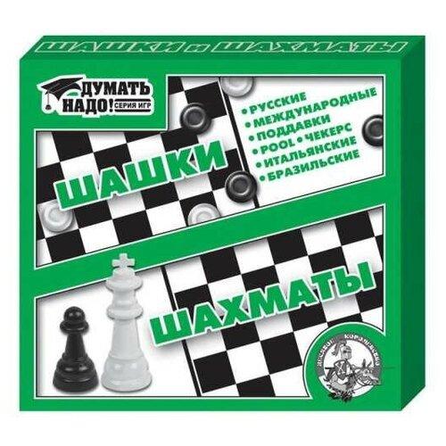 Настольная игра Десятое королевство Десятое королевство Шашки, шахматы