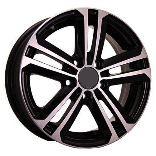 Фото - Колесные диски Tech Line 5,5x14/5*100 D57,1 ET35 колесные диски tech line 1606 6x16 4 100 d60 1 et37
