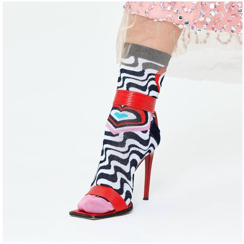 Женские носки Hysteria Disa Crew Sock 36-38