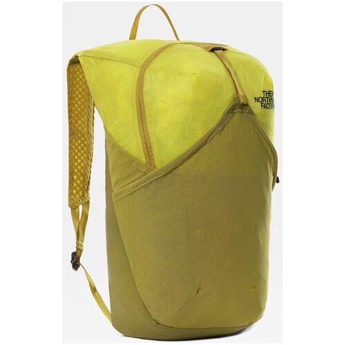 Рюкзак складной The North Face Flyweight Pack (цвет: Ctrnlgrn/Mtchgn)