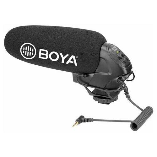 BOYA BY-BM3031 суперкардиоидный конденсаторный микрофон