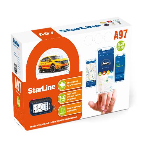 Автосигнализация StarLine A97
