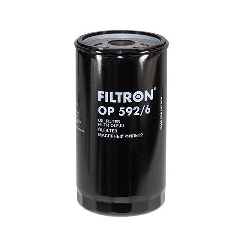 Масляный фильтр FILTRON OP 592/6 фильтр масляный filtron op 592 1