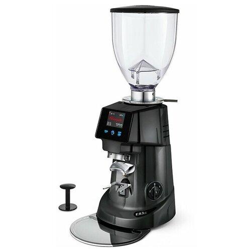 Кофемолка Fiorenzato F83 E черная
