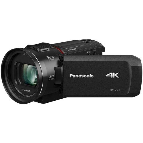 Фото - Видеокамера Panasonic HC-VX1 черный видеокамера panasonic hc mdh3e