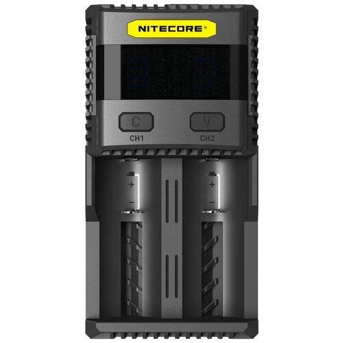 Фото - Зарядное устройство Nitecore SC2 14896 зарядное устройство nitecore lc10