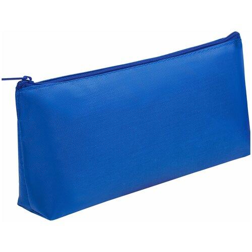 Купить Пифагор Пенал-косметичка (229003/4) синий, Пеналы