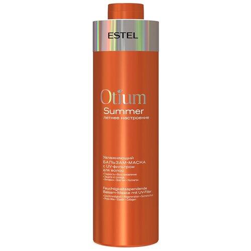 Купить Estel Professional Otium Summer Увлажняющий бальзам-маска с UV-фильтром для волос, 1000 мл