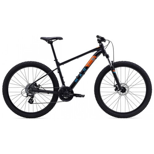 Горный велосипед MARIN Bolinas Ridge 2 27,5 (2021)(17 / черный/17) marin