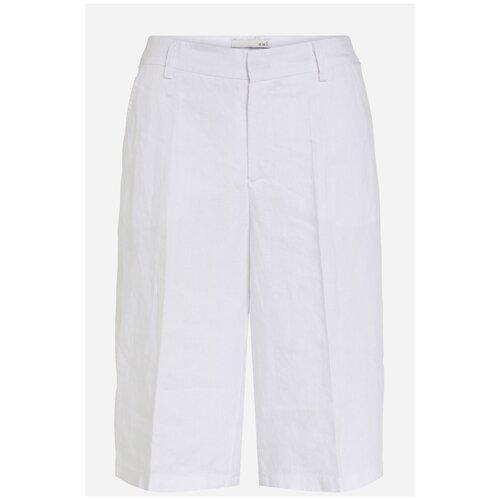 Бермуды Oui, размер 40, Optic White