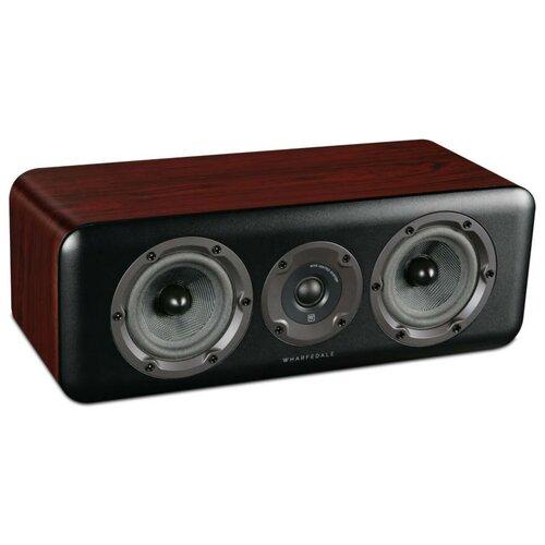 Полочная акустическая система Wharfedale D300c rosewood