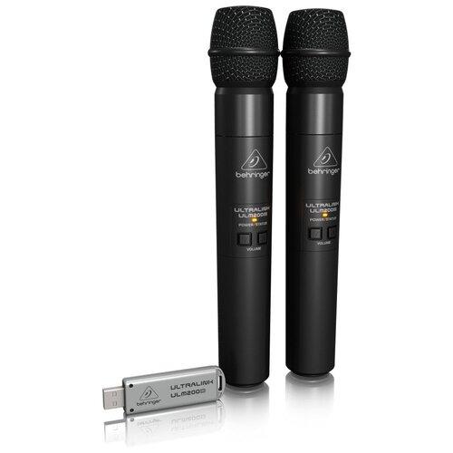 Микрофон Behringer ULM202-USB