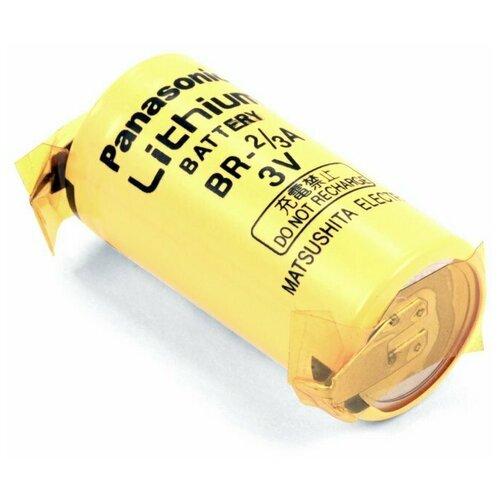 Фото - Батарейка BR17335, BR-2/3AG (1450mAh, Li-MnO2) батарейка для allen bradley 1756 bata 1756 batm li mno2