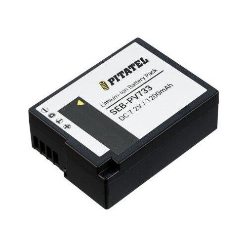 Фото - Аккумулятор для Leica BP-DC12, Panasonic DMW-BLC12, DMW-BLC12E, DMW-BLC12PP аккумулятор panasonic dmw blc12e для fz1000 fz300 g5 g6 gh2 fz200 gx8