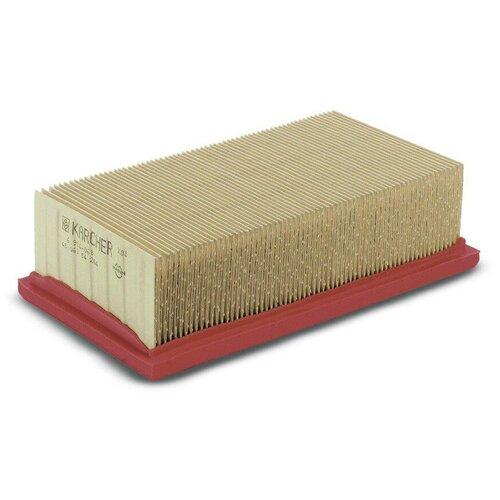 Плоский складчатый фильтр Karcher 6.414-498, для пылесосов SE ( 5.100, 6.100, 3001)