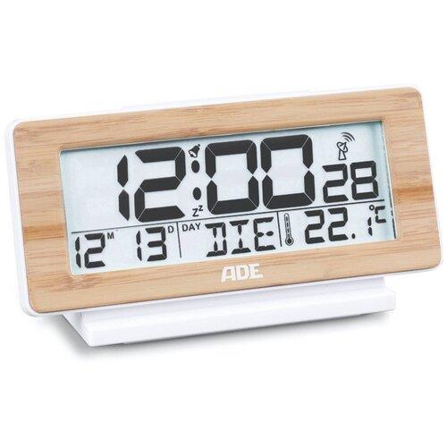 Радиоуправляемые часы с будильником ADE CK1940