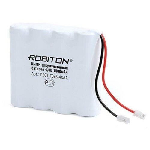 Аккумуляторные батарейки Robiton DECT-T393-4XAA PH1