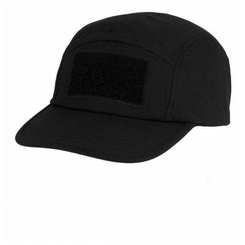 Мужская кепка бейсболка GONGTEX Ripstop Tactical Cap, цвет черный