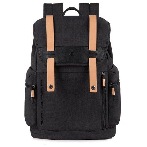 Рюкзак PIQUADRO Blade CA4535BL черный рюкзак piquadro ca4443br черный