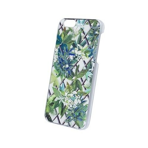 Панель-накладка Christian Lacroix CANOPY Malachite White для Apple iPhone 6/6S