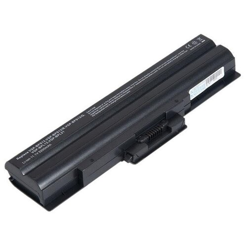 Аккумулятор для ноутбука Sony Vaio VGN-AW, CS, NW, FW 5200mAh, 11.1V