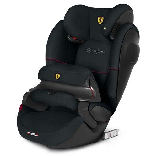 Автокресло группа 2/3 (15-36 кг) Cybex Pallas M-Fix SL (for Scuderia Ferrari), victory black автокресло группа 1 2 3 9 36 кг cybex pallas 2 fix pure black