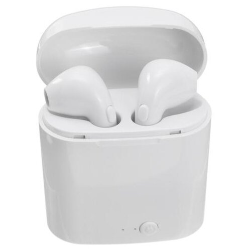 Фото - Беспроводные наушники Luazon i7-mini, белый наушники maverick i7 white