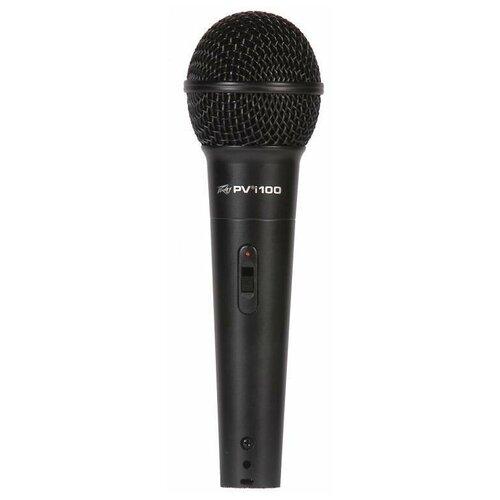 Микрофон вокальный динамический кардиоидный Peavey PVi 100 XLR