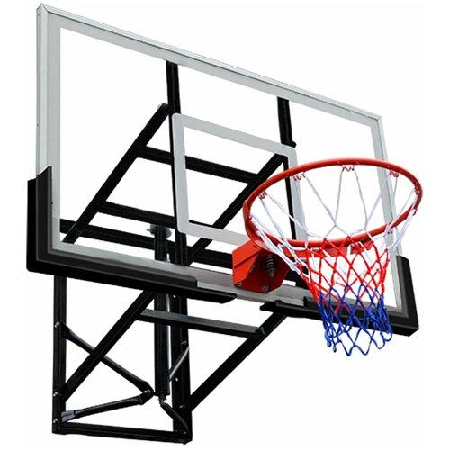 Баскетбольное кольцо со щитом DFC BOARD72G
