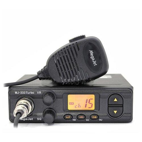 Автомобильная радиостанция MEGAJET MJ-333 Turbo