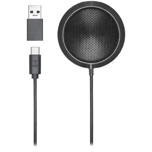 Микрофон Audio-Technica ATR4697-USB, черный