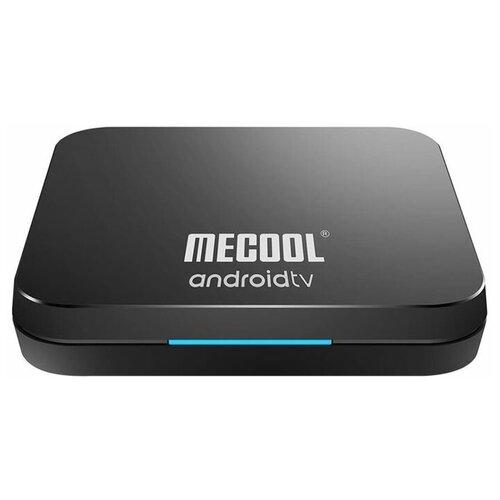 ТВ смарт приставка MECOOL KM9 pro Deluxe 4+32 GB с сертификацией Google