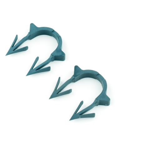 Гарпун-скобы для крепления труб 20