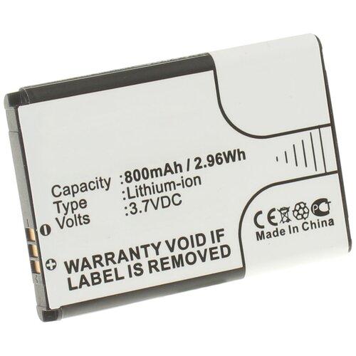 Аккумулятор iBatt iB-U2-M256 800mAh для Samsung GT-E1195, GT-E1182 Duos, SGH-C230, SGH-F210, GT-E2600, GT-E1252 Duos, GT-E2222 Duos,