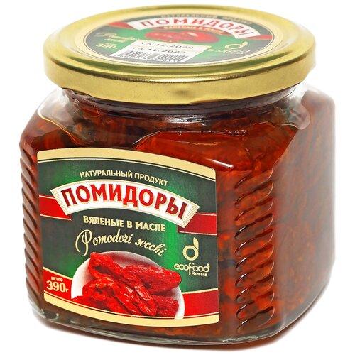 pomato помидоры протертые 390 г Помидоры вяленые в масле Ecofood, 390 г