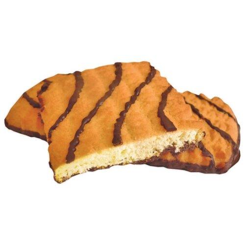 Печенье БЕЛОГОРЬЕ Сладкая колдунья в темной глазури, 4.5 кг