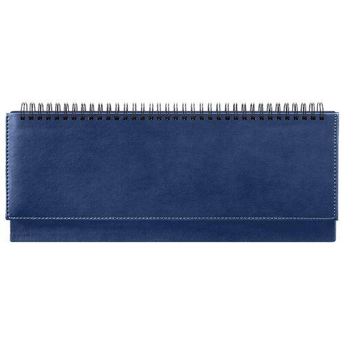 Фото - Планинг OfficeSpace Winner недатированный, искусственная кожа, 56 листов, темно-синий планинг attache 129427 недатированный 53 листов синий