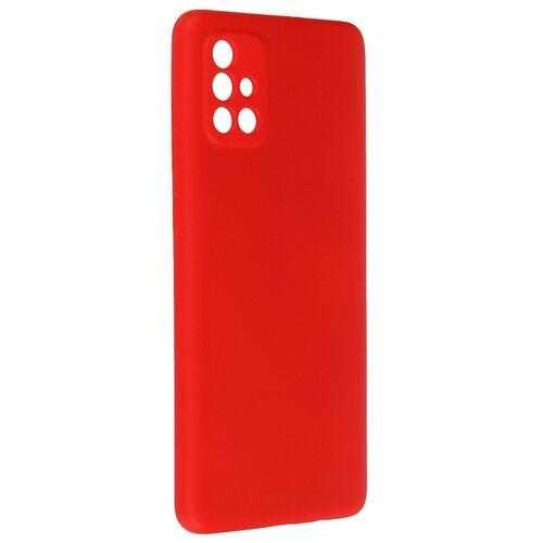Фото - Чехол Activ для Samsung SM-A715 Galaxy A71 Full OriginalDesign Red 116417 чехол activ для samsung sm a415 galaxy a41 full originaldesign black 119398