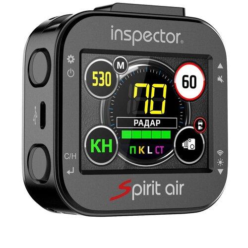 Радар-детектор Inspector Spirit Air радар детектор inspector spirit air